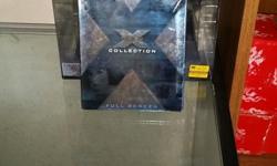 xmen 4 disc collection full screen