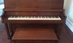 Belonged to a former piano teacher. Excellent condition.